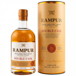 Rampur Single Malt Double Cask