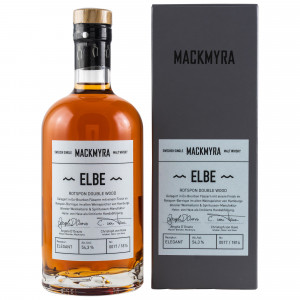 Mackmyra ELBE Rotspon Double Wood 2019