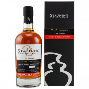 Stauning Port Smoke 2015/2019 Cask Strength