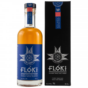 Floki Single Malt Whisky Double Wood Reserve