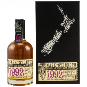 New Zealand 1992/2017 25 Jahre Cask Strength