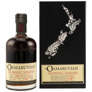 New Zealand The Oamaruvian 18 Jahre Cask Strength 55,88%