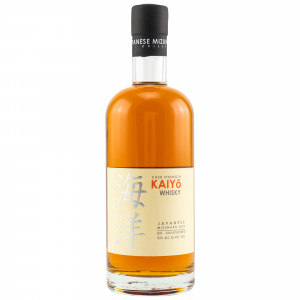 Kaiyo Whisky Mizunara Oak Cask Strength