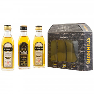 Bushmills Mini Collection 3x 5cl