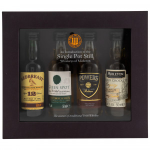 Single Pot Still Whiskeys of Midleton Probierset