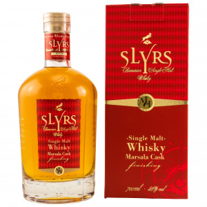 Slyrs Marsala Cask Finish
