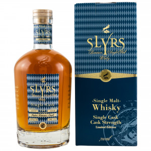 Slyrs 2013/2018 Single PX Sherry Cask Strength