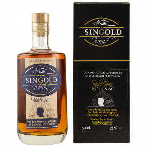Singold Single Grain Port Finish
