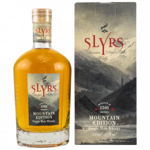 Slyrs Mountain Edition 1501 Limited Edition
