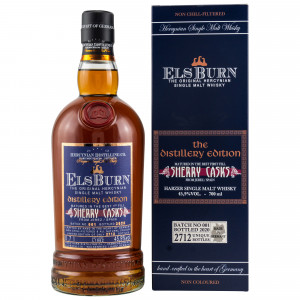 Elsburn Distillery Edition 2020 Sherry Casks