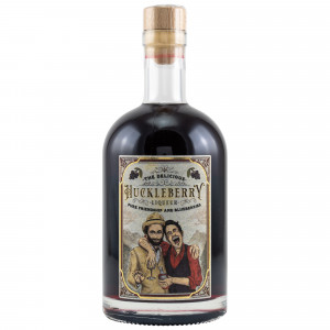 Huckleberry Liqueur