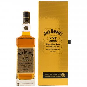 Jack Daniels No. 27 Gold Double Barreled (USA)