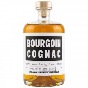 Bourgoin Cognac Double Lies 2012