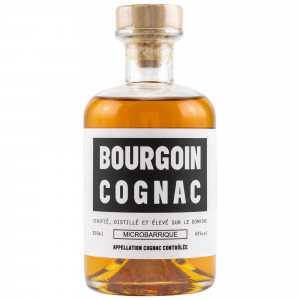 Bourgoin Cognac Microbarrique 1998 (350ml)