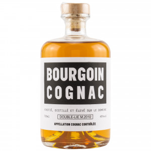 Bourgoin Cognac Double Lie M. 2010