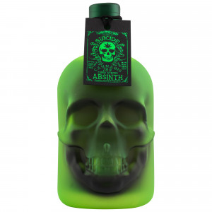 Hills Suicide Super Strong Cannabis Absinth