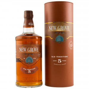 New Grove 5 Jahre Old Tradition Rum