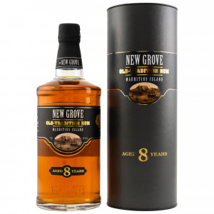 New Grove 8 Jahre Old Tradition Rum