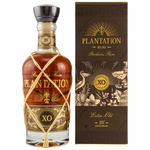 Plantation Barbados Extra Old 20th Anniversary