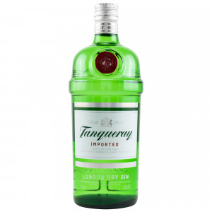 Tanqueray London Dry Gin (Liter)