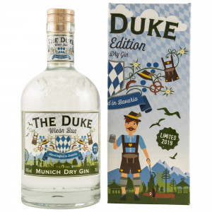The Duke Wiesn Bua Dry Gin (Bio)