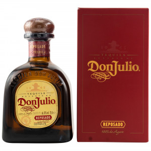 Don Julio Reposado Tequila (Mexico)