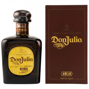 Don Julio Añejo Tequila (Mexiko)