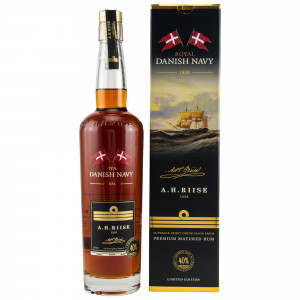 A.H. Riise Royal Danish Navy Batch A04 (Rum)