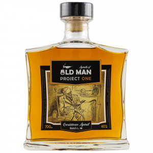 Spirits of Old Man Rum Project One Caribbean Spirit