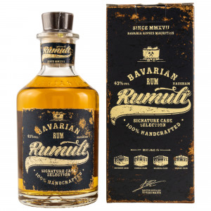 Rumult Bavarian Rum Signature Cask Selection