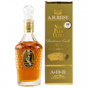 A.H. Riise Non Plus Ultra Sauternes Cask Finish