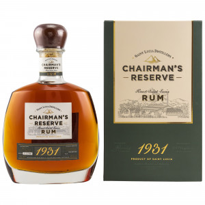 Chairmans Reserve 1931