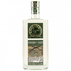 Mhoba Select Release White Rum