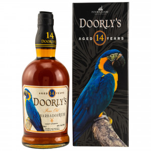 Doorly's 14 Jahre Fine Old Barbados Rum
