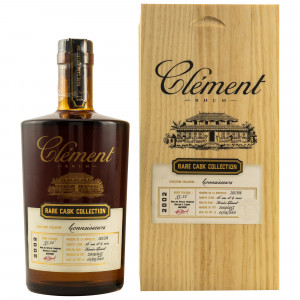 Clement 2002 Rare Cask Collection - Connaisseurs - 16 Jahre