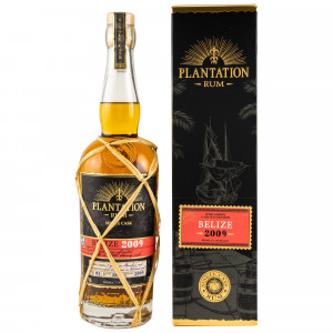 Plantation Rum 2009/2019 Belize Wild Cherry Cask Finish