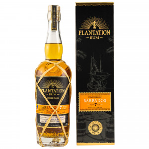 Plantation Rum 7 Jahre Barbados Partisan Brewing Cask Finish