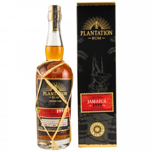 Plantation Rum 1999/2019 Jamaica Arran Whisky Cask Finish