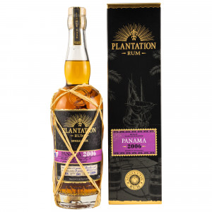 Plantation Rum 2006/2019 Panama Muscat Cask Finish