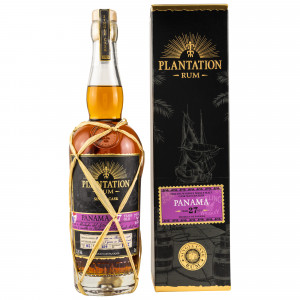 Plantation Rum 1992/2019 27 Jahre Panama Teeling Whisky Single Malt Cask Finish