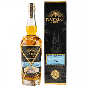 Plantation Rum Guatemala XO Amburana Cask Finish