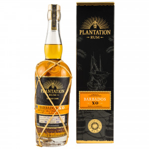 Plantation Rum Barbados XO Amburana Cask Finish