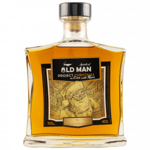 Spirits of Old Man Rum Project Christmas