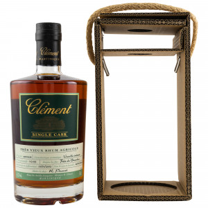 Clement Single Cask Vanille Intense