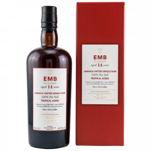 Monymusk 14 Jahre EMB Plummer Jamaica Vatted Single Rum Tropical Aging