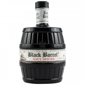 A.H. Riise Black Barrel Navy Spiced