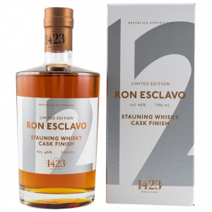 Ron Dominicana Esclavo 12 Stauning Whisky Cask Finish