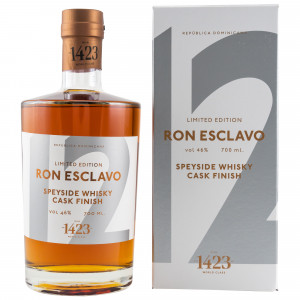 Ron Dominicana Esclavo 12 Speyside Whisky Cask Finish