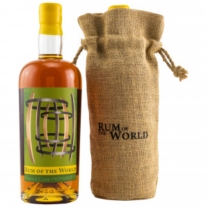 Rum of the World Worthy Park 2006 Single Cask No. WP06WP35