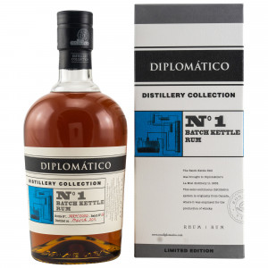 Diplomatico (Botucal) No. 1 Batch Kettle Rum